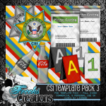 CSI - Template Pack 3