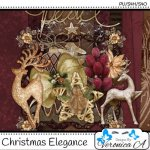 Christmas Elegance Taggers Kit by BCS