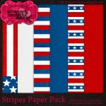 Stripes Paper Pack