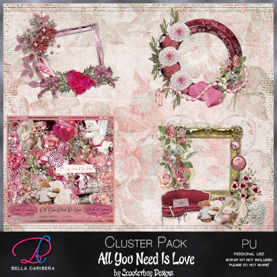 All you need is love CF 13 - Click Image to Close