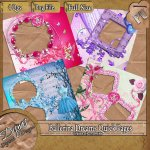 BALLERINA DREAMS QUICKPAGES PACK - PU