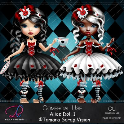 Alice Doll 1