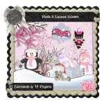 AngelKKreationZ-Pink-O-LiciousWinter_TS KIT PU