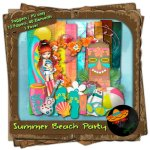 Summer Beach Party (Taggers)