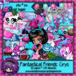 Fantastical Friends: Crys