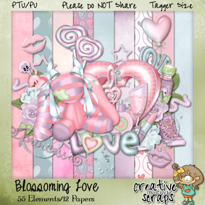 Blossoming Love TS