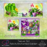 FELICITY ENCHANTED GARDEN TL 9