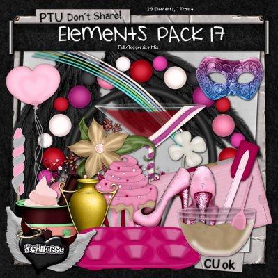 Elements Pack 17