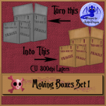 Moving Boxes Set 1
