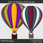 Hot Air Balloon Script