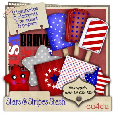 Stars & Stripes Stash