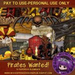 Pirates Wanted!