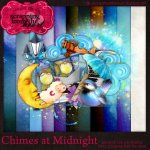 Chimes At Midnight Full Size Scrap Kit