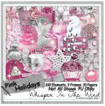 Pink Holidays PU Kit