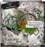 Time Is Precious Taggers Kit