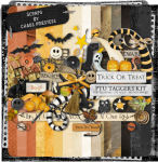 Trick Or Treat Taggers Kit