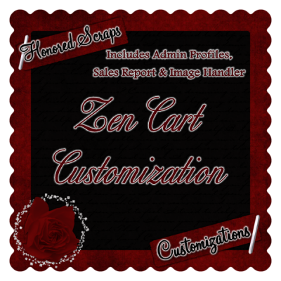 Zen Cart - ReCustomization