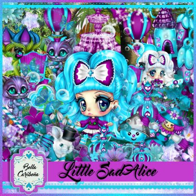 Little Sad Alice Kit