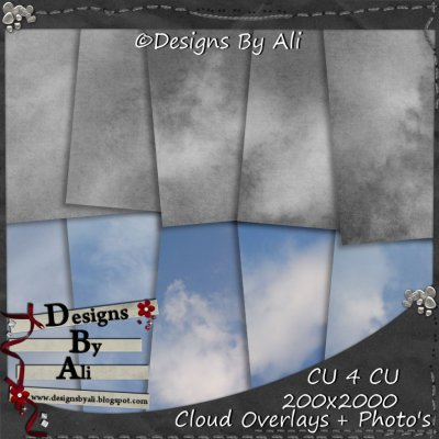 CU 4 CU Cloud Overlays Plus Photos FS