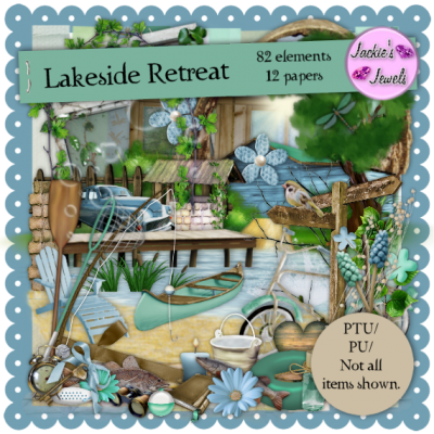 Lakeside Retreat