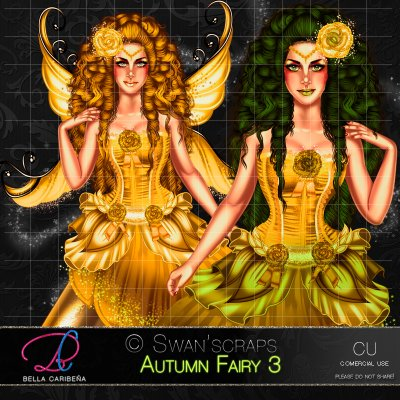 Autumn Fairy 3