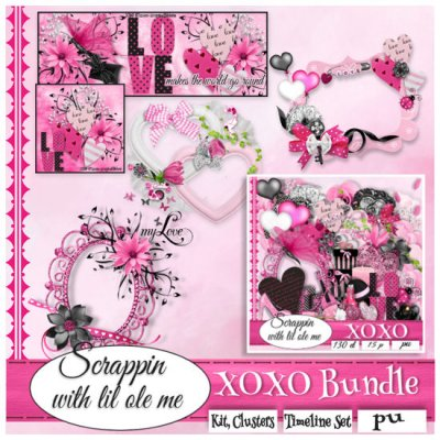XOXO Bundle