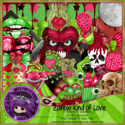 Zombie Kind of Love