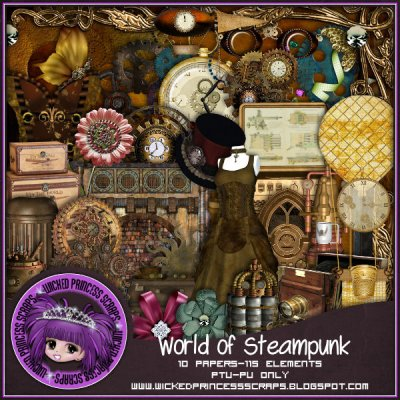 World of Steampunk