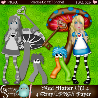 Mad Hatter CU4