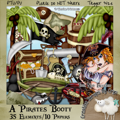 A Pirates Booty TS
