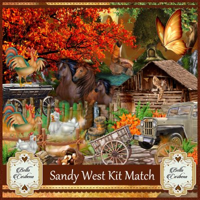 Sandy West Kit Match