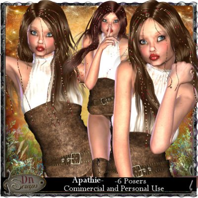 Apathie Girl