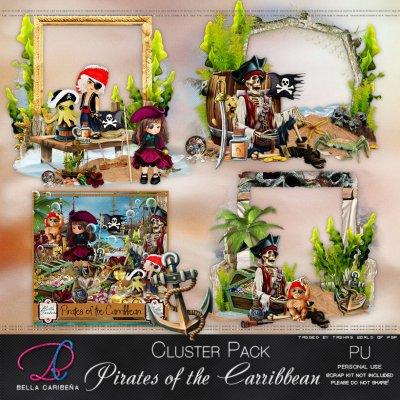 Pirates of the Caribbean CF 6