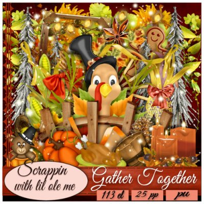 Gather Together Taggers Kit