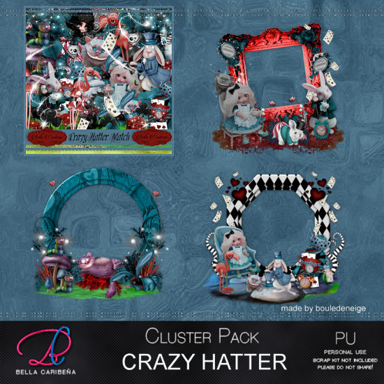 Crazy Hatter CF 5 - Click Image to Close
