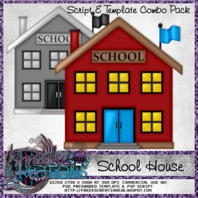 School House - Combo Pack