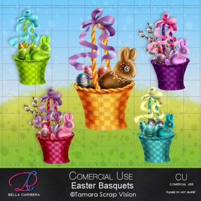 Easter Basquets