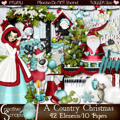 A Country Christmas TS