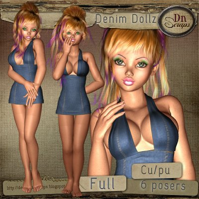 Denim Dollz