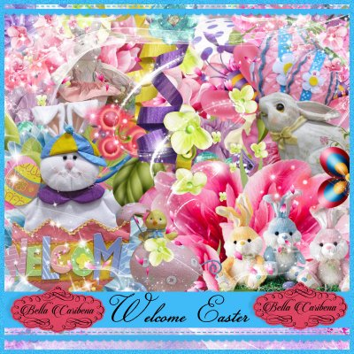 Welcome Easter