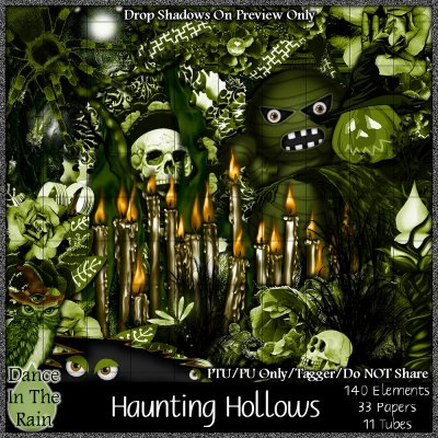 Haunting Hollows
