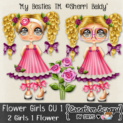 Flower Girls CU1