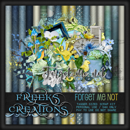Forget Me Not - TS - Click Image to Close