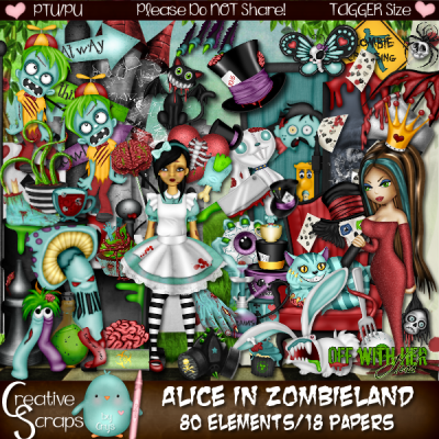 Alice in Zombieland TS