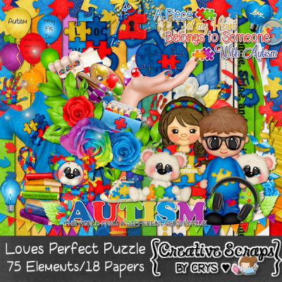 Loves Perfect Puzzle TS