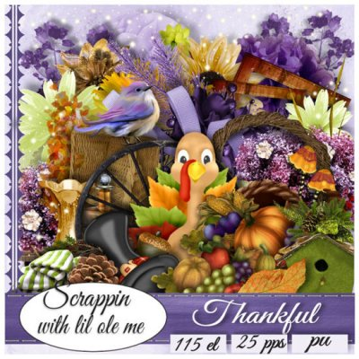 Thankful Taggers Kit