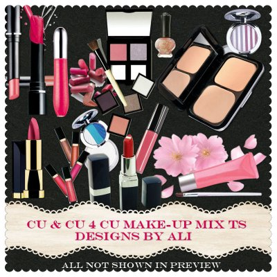 CU Make Up Mix TS