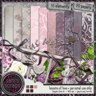 PU - Lessons of Love tagger kit