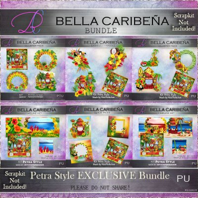 Petra Style EXCLUSIVE Bundle