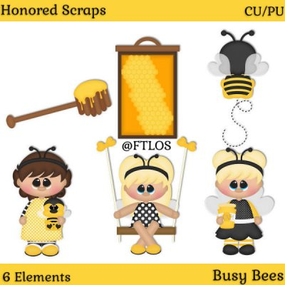 Busy Bees (CU/PU)
